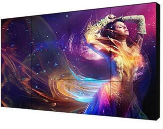 成都液晶拼接屏厂家解读:液晶拼接屏和LED屏的区别