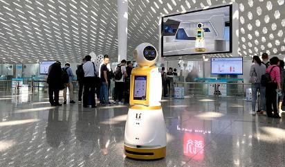 迎宾机器人行业未来发展的趋势有哪些