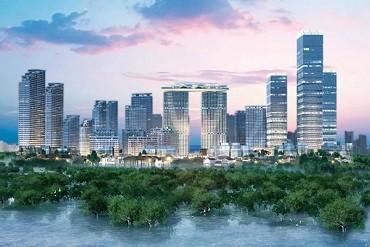 北部湾金融产业城能对企业发展做出哪些贡献?